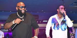What?Rick Ross and Gucci Mane Movie. @rickyrozay @gucci1017