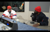 (Video) Fat joe interviews with Funk flex at Hot 97 @fatjoe @funkflex