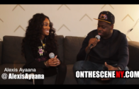 (Video) OnTheSceneNY interviews R&B Atlanta artist Alexis Ayaana @AlexisAyaana