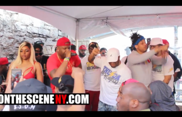 (Video) D Chamberz AND FRIENDS PLUS INTERVIEW with OnTheSceneNY @DChamberzCIW