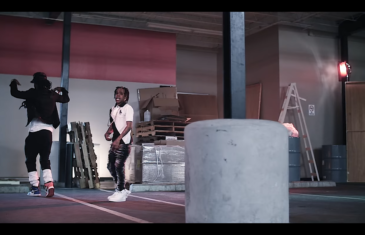(Video) Lil Louwop – Ape Shit Featuring Skooly @lillouwop @blaccjongotti
