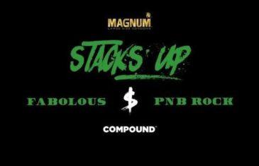 (Audio) Fabolous & PNB Rock – Stacks Up @myfabolouslife @pnbrock