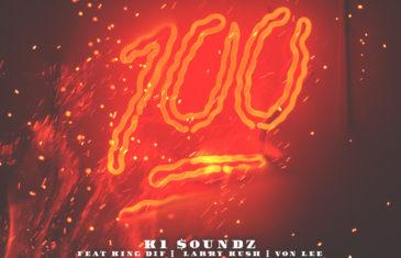 (Audio) K1 Soundz – 100 ft King Dif, @k1soundz, @KingDif_