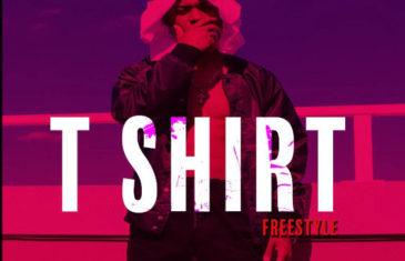 (Video) Antonio Breez – Tshirt freestyle @AntonioBreez