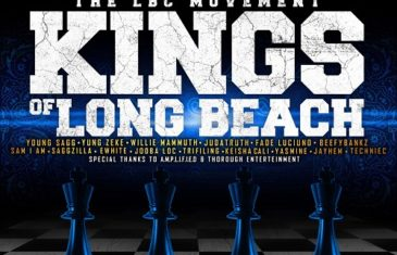 Snoop Dogg presents The LBC Movement Kings of Long Beach @SnoopDogg @yOuNgSaGG20