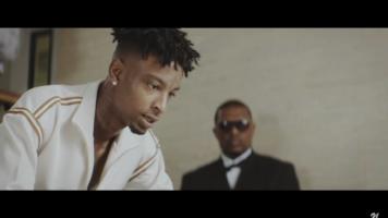 (Video) 21 Savage – Bank Account @21savage