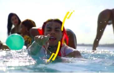 "(Video) 6IX9INE ""Gotti"" @6ix9ine"