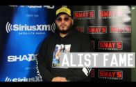 (Video) AlistFame Talks Producing For Rick Ross, Dave East, & More With Sway In The Morning @AlistFame