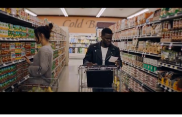 """J. Cole drops new visual starring Kevin Hart title """"Kevin's Heart"""" @jcolenc @kevinhart4real"""