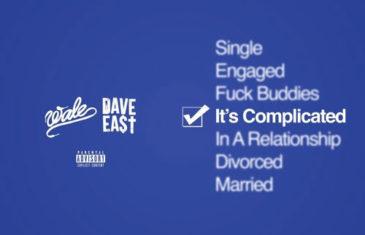 (Audio) Wale – Complicated (feat. Dave East) @daveeast @wale