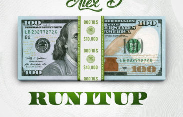 "Miami's ""NEXT UP"" ALEX D releases self produced single ""RUN IT UP"" @alex_dynamix"