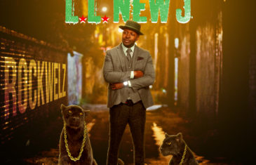 """ROCKWELZ DROPS NEW EP """"LL NEW J"""" @FORBESLIVING"""