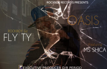 "Brooklyn Native Fly Ty Of Rockboy Records Keeps It Real In ""Oasis"" @RockboyFlyTy"