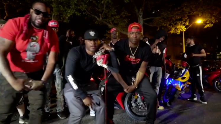 New Fire Video from D.Chamberz – Prime Time @DChamberzCIW