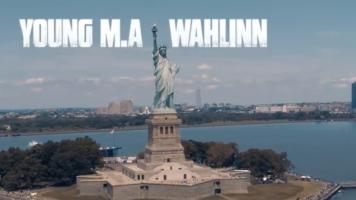 "(Video) Young M.A ""Wahlinn"" feat. KorLeone @YoungMAMusic @ItsKorLeone"