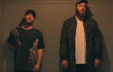 "(Video) Scuba & Griffin Ireland – ""SQUARE ONE"" @scubasnaxx @garfieldfluff"