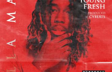 "South Carolinas Young Fresh Shoots His Shot on ""Ella Mai"" @iyoungfresh @ellamai"