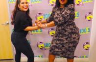 Q100.5 Radio Personality Natalia Hernandez Interviews Mo'Nique on Surviving R. Kelly, Tiffany Haddish & More!
