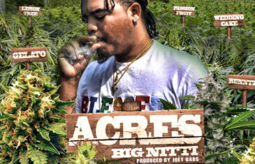 "New Single from Raleigh NC Trap Star Big Nitti ""Acres"" @Trapboi_Nitti"