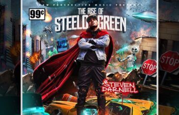 "Steven Darnell ""The Rise Of Steelo Green"" Mixtape"