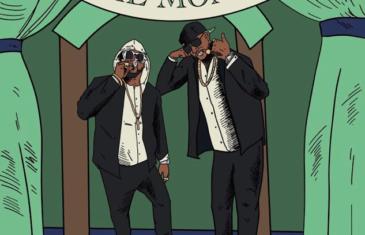 "Nino Brown Joins Deebo Lotti for  ""Married to the Money"" @ninobrownmiami @lotti_maserati"