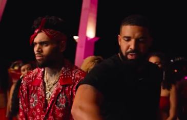 "Chris Brown & Drake Drops Visual for Song of the Summer ""No Guidance"" @chrisbrown @Drake"