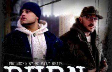 "Cuban Pete ""Burn"" Ft. Dro Pesci & DJ E.Rex"
