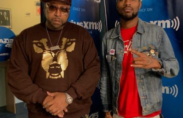 Madison Jay invades Shade 45 with Dj KaySlay @themadisonjay