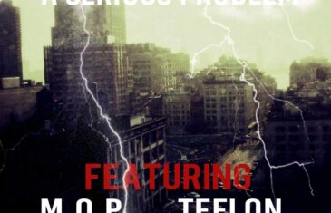 """Amadeus360 """"A Serious Problem"""" Video Ft. M.O.P. & Teflon"""