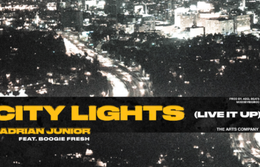 "(VIDEO) Adrian Junior feat. Boogie Fre$h – ""City Lights"" @adrianxjunior"