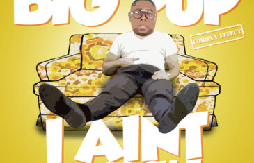 "Houston's Big Pup Drops ""I Ain't Doing Shit"" Single @iambigpup"