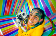 "6IX9INE Drops First Video Since infamous Trail ""GOOBA"" @6ix9ine"