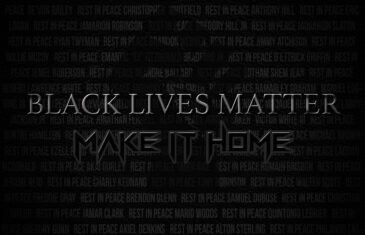 """South Carolina Artists Nomad & Moviee215 Teams Up For """"Make It Home"""" @Nomad803 @Moviee215"""