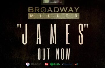 "NC's Broadway Miller Releases Touching ""James"" Record Honoring Victims of Racism @broadwaymiller"
