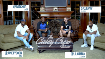 """""""The Casey Crew Podcast Episode 161: Man Cave…"""" @djenvy @lilshaun45 @JuneTycoon"""