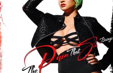 "Houston's Singer Cherae Leri Debut Album 'The Pain That Sex Brings"" @Cheraeleri"