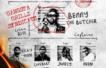 Benny The Butcher & DJ Drama Present: The Respected Sopranos @BennyBsf @DJDRAMA