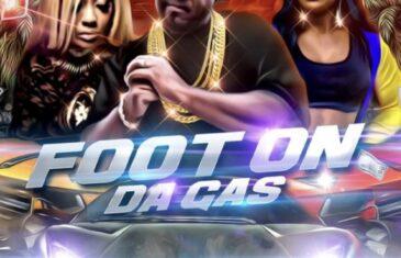 JLC x Piranha x Jaybang – Foot On Da Gas (Single)