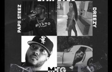 """(Audio) M.T.G. feat. Dreezy & Papii Steez – """"Lyin Eyes"""" @Real__MTG @dreezydreezy @PapiiSteez"""