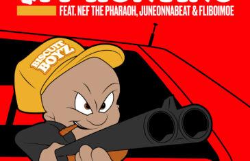 (Audio) Mikey Vegaz – Opp Hunting ft Nef The Pharaoh, JuneOnnaBeat, & FliBoiMoe @FliBoiMV