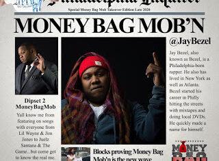 Jay Bezel – Money Bag Mob'N (Mixtape) Hosted by Sam Hoody
