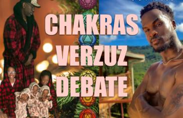 Dr. EnQi and Natureboy – Chakras Verzuz Debate