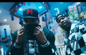 New Video From D.Chamberz – Rap with a Legend ft. Method Man @DChamberzCIW @methodman