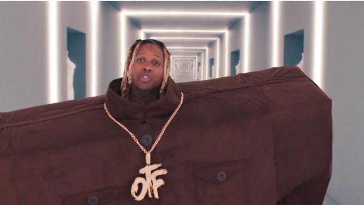 Lil Durk Going Kanye Krazy in New Video @lildurk