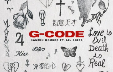 "(Audio) Kamrin Houser feat. Lil Skies – ""G-Code"" @kamrin_houser"