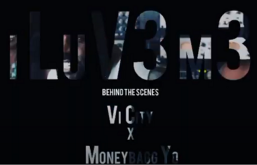 "Vi City Gears Up For His Next Release ""i LuV3 m3"" featuring MoneyBagg Yo!"