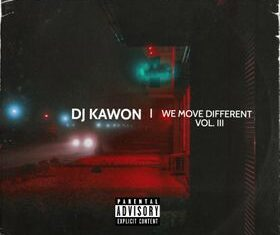 DJ Kawon Presents 'We Move Different' Vol 3