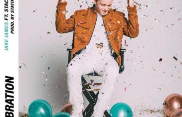 "(Audio) Jake James feat. Stacy Barthe – ""Celebration"" @jakejamesnyc"