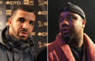 DRAKE AND MURDA MOOK REUNITE 6 YEARS AFTER PROPOSING A BATTLE RAP SHOWDOWN IN 'BLACKOUT 5'