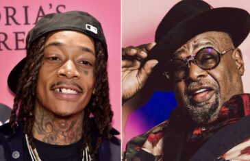 """IN THE MOVIE """"SPINNING GOLD,"""" WIZ KHALIFA ACQUIRES SAMUEL L. JACKSON'S GEORGE CLINTON ROLE"""